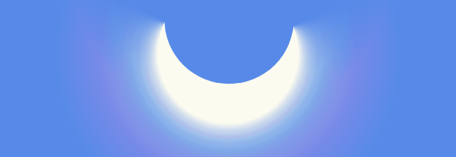 L'eclissi del 6 Gennaio 2019 1