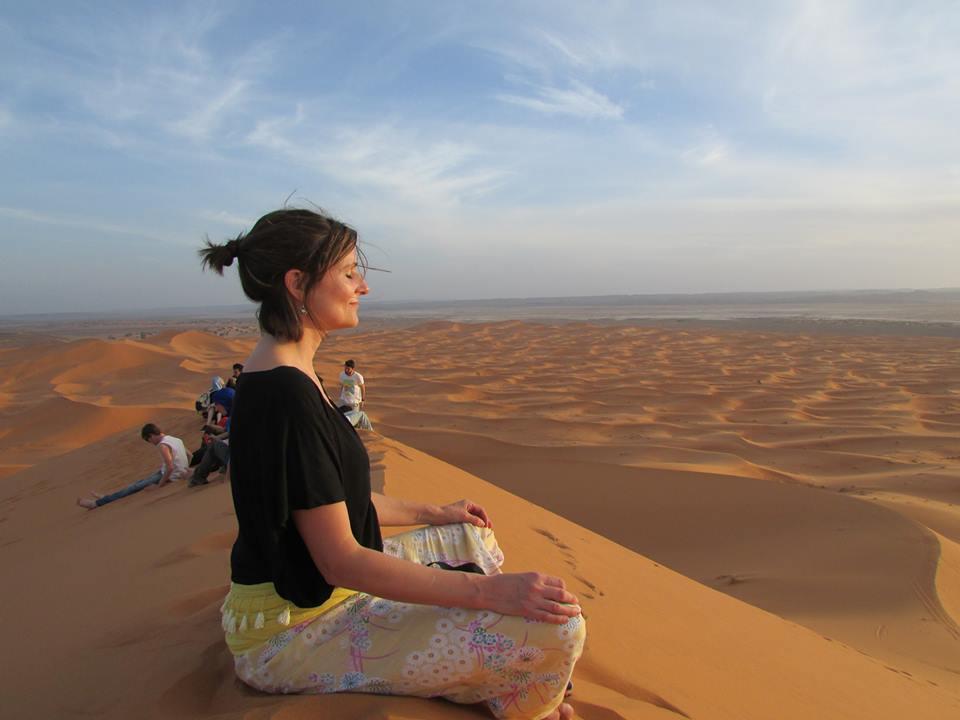 Yoga desierto Rutas Marruecos Vacaciones Viajes Inicio  Yoga desierto Rutas Marruecos