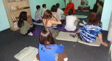 meditacion gratis capital federal
