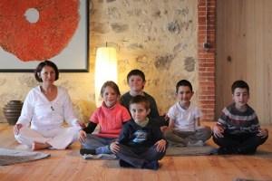 Enfants Fleurs de Lotus1