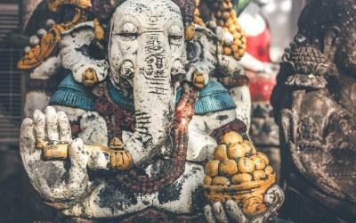 Ganesh et la double naissance