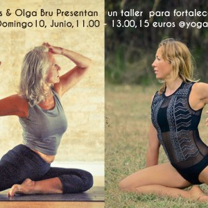 Taller de yoga: Aprende a Modelar tu Feminidad