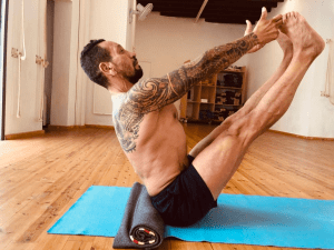 Alfonso Castano, Certified Yoga for Scoliosis