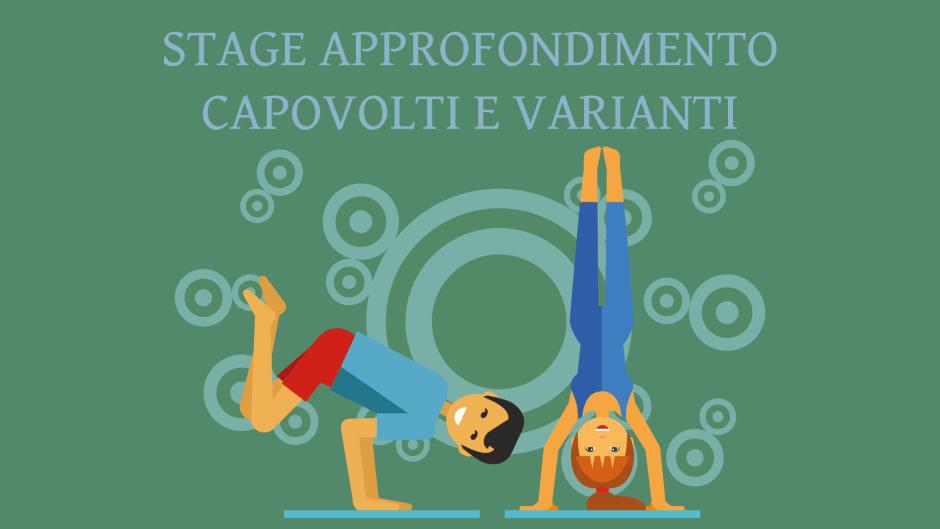 Stage Capovolti 24 Marzo 2019