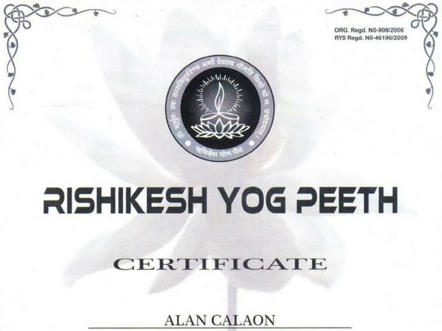 Yog Peeth Rishikesh 300HS