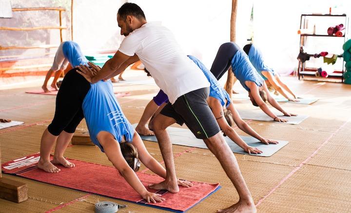 500 Hour Yoga Teacher Training Ajustment