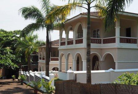 Villas in Yoga Centre