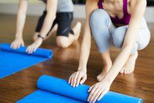 Gentle Hatha Yoga Alleviates Depression and Ruminations