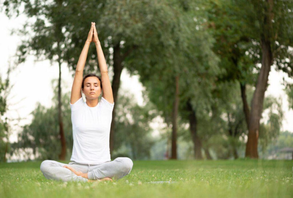 Women Who Do Yoga are Healthier