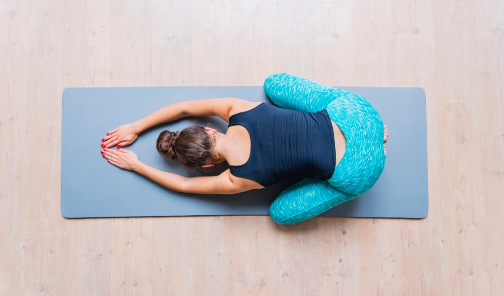 20-Minute Yoga Series Increases Lung Capacity