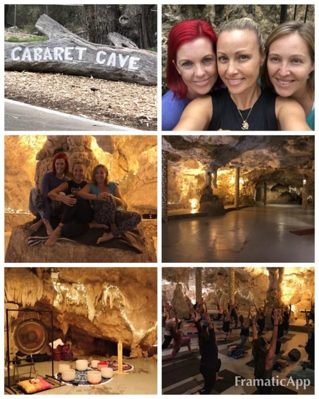 Caves retreat