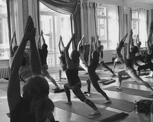 Mysore Style Ashtanga Yoga