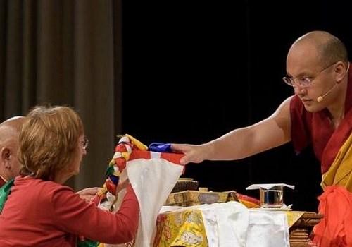 KarmapaandLamaDorothea