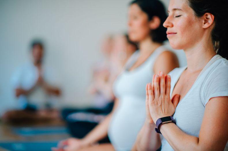 Schwangeren Yoga Heidelberg