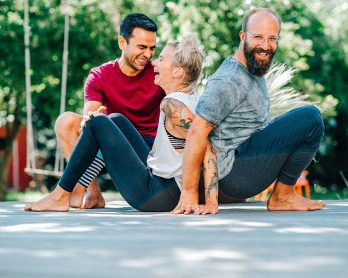 Partners Yoga Heidelberg