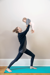 Mom and Baby Yoga (Mar. 7 to Apr. 25 Session) @ Kind Living | Orillia | Ontario | Canada