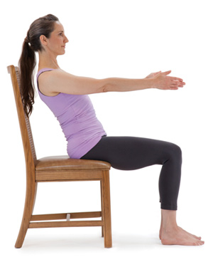 chair sit ups dining room covers argos yoga kota kinabalu how to stretch and strengthen the psoas navasana is another pose that strengthens isometrically you can feel basic action of in while sitting on a