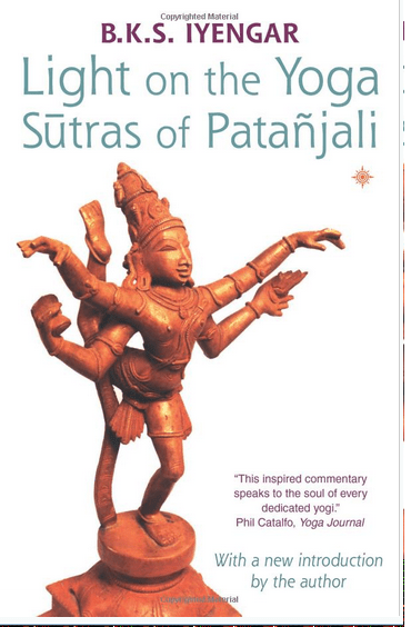 Light on the Yoga Sutra of Patanjali