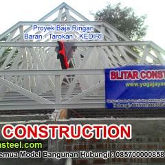 Baja Ringan Kediri Kota East Java Borong Membangun Ruko Gudang Kandang Di Blitar Bisa Segala Model