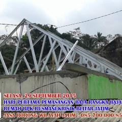Atap Baja Ringan Nganjuk Borong Pemasangan Rangka Galvalum Kwalitas Sni Bergaransi