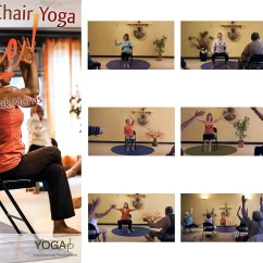 Chair Gym Dvd Set Wedding Chairs Chiavari Yoga Energizing 9 Class Live Deluxe Series 1 With Sherry Zak Morris Yogajp