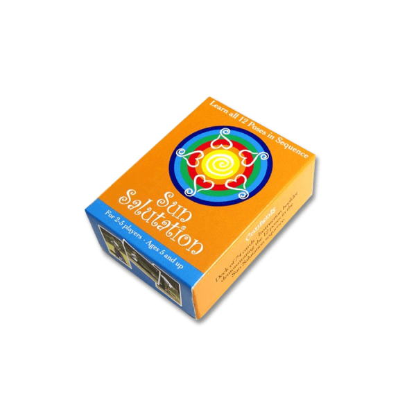Sun Salutation Card Game