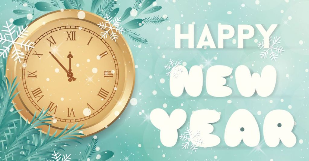 Graphic: Happy New Year