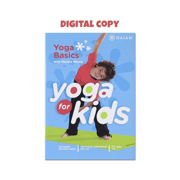 YogaKids Original Digital Copy
