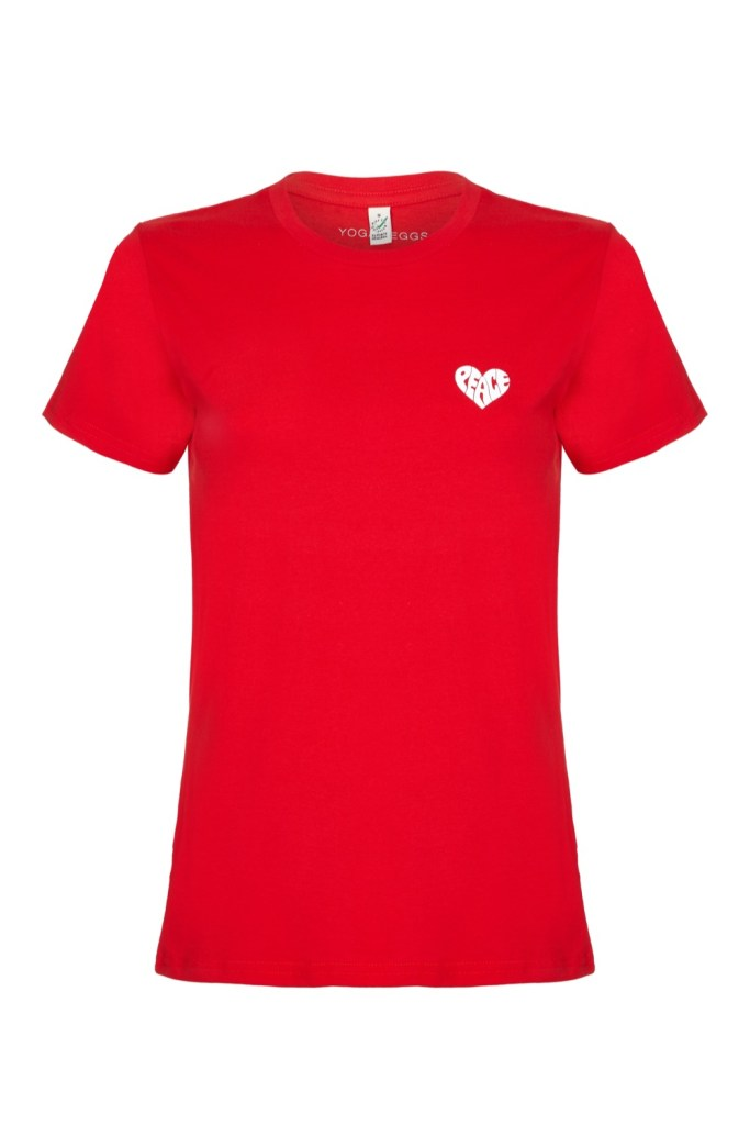 PEACE_SHORT_SLEEVE_RED_F