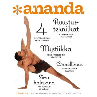 Ananda lehti – numero 3/2016