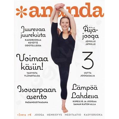 Ananda lehti – numero 1/2013