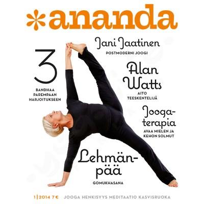 Ananda lehti – numero 1/2014