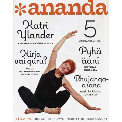 Ananda lehti – numero 3/2013