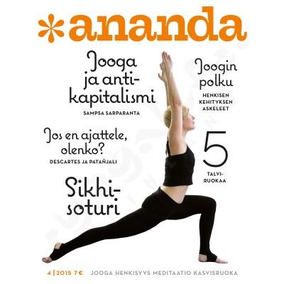 Ananda lehti – numero 4/2015
