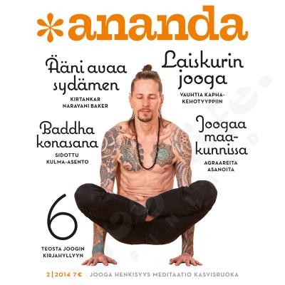 Ananda lehti – numero 2/2014