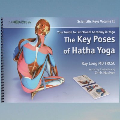 vol I+II –  The key muscles +poses of yoga  – Ray Long