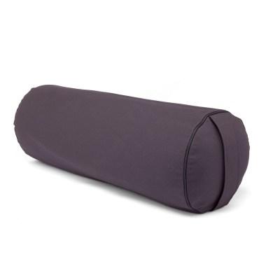 Bolster -Putkityyny Antracit – KAPOK täyte – Yogalife