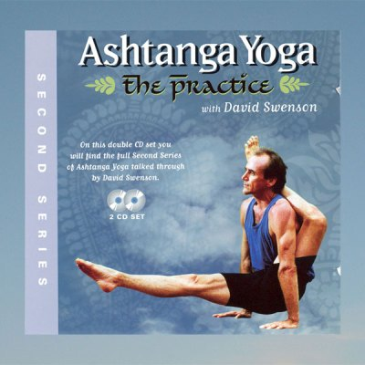 Ashtanga yoga – second series – David Swenson  – 2CD