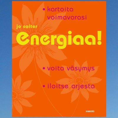 Energiaa! – Jo Salter
