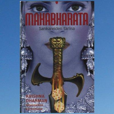 Mahabharata -Krishna Dharman lyhennellen kertomana