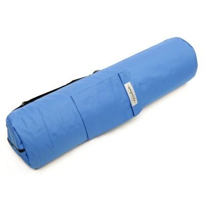 Mattoreppu reppukankaasta – sininen – Yogalife