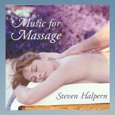 Music for massage – Steven Halpern – CD