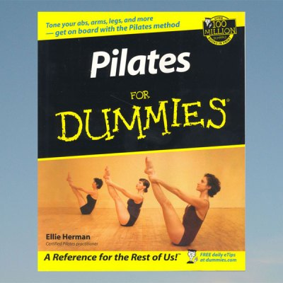 Pilates for dummies – Ellie Herman