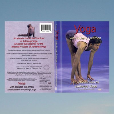 An Introduction to Ashtanga yoga  – Richard Freeman DVD