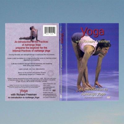 An Introduction to Ashtanga yoga  – Richard Freeman DVD