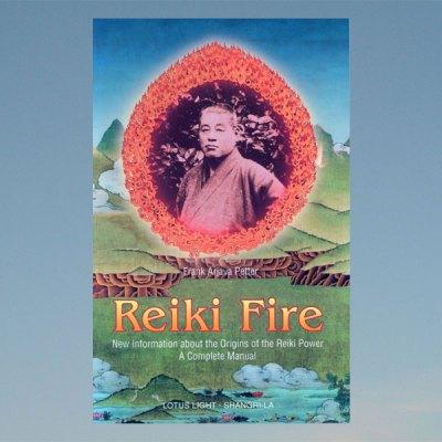 Reiki fire – Petter, Frank Arjava