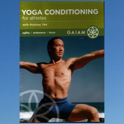 Yoga condtioning for athletes – Rodney Yee DVD