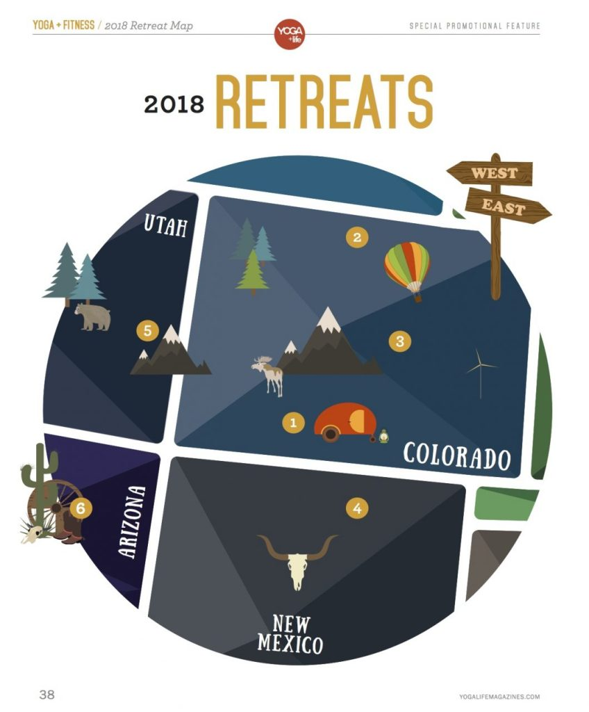 Colorado Yoga Retreats