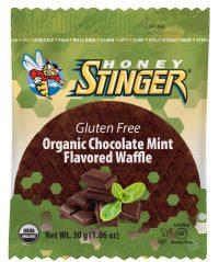 Honey Stinger Gluten Free Chocolate Mint Flavored