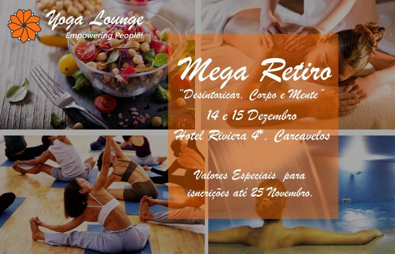 mega retiro yoga lounge